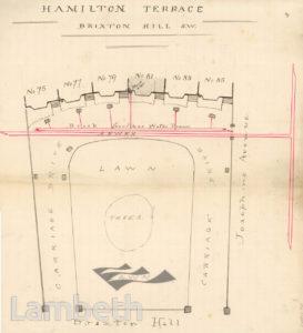 HAMILTON TERRACE, BRIXTON HILL