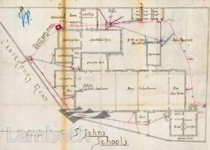 ST JOHN'S SCHOOLS, CANTERBURY ROAD, BRIXTON
