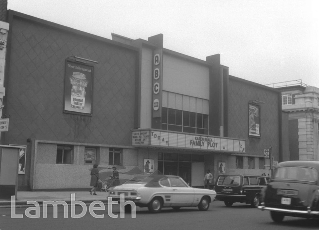 ABC CINEMA, BRIXTON HILL