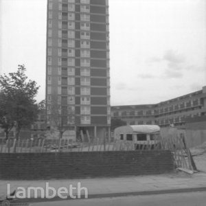 RUNDELL TOWER, MURSELL ESTATE, SOUTH LAMBETH