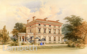 LAWRENCE RESIDENCE, POYNDERS ROAD, CLAPHAM PARK