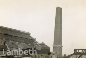 POWER STATION, BENGEWORTH ROAD, LOUGHBOROUGH JUNCTION