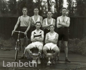 SPORTS TEAM, BENGEWORTH ROAD, LOUGHBOROUGH JUNCTION