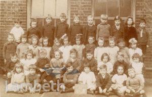 LOLLARD STREET SCHOOL, LAMBETH
