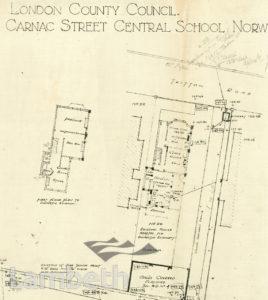 CARNAC STREET CENTRAL SCHOOL, TRITTON ROAD, NORWOOD