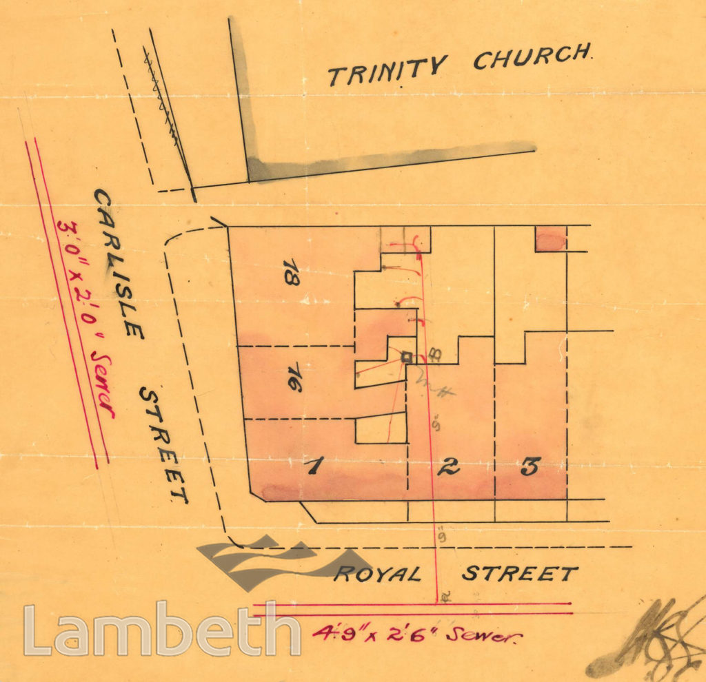 ROYAL STREET, LAMBETH
