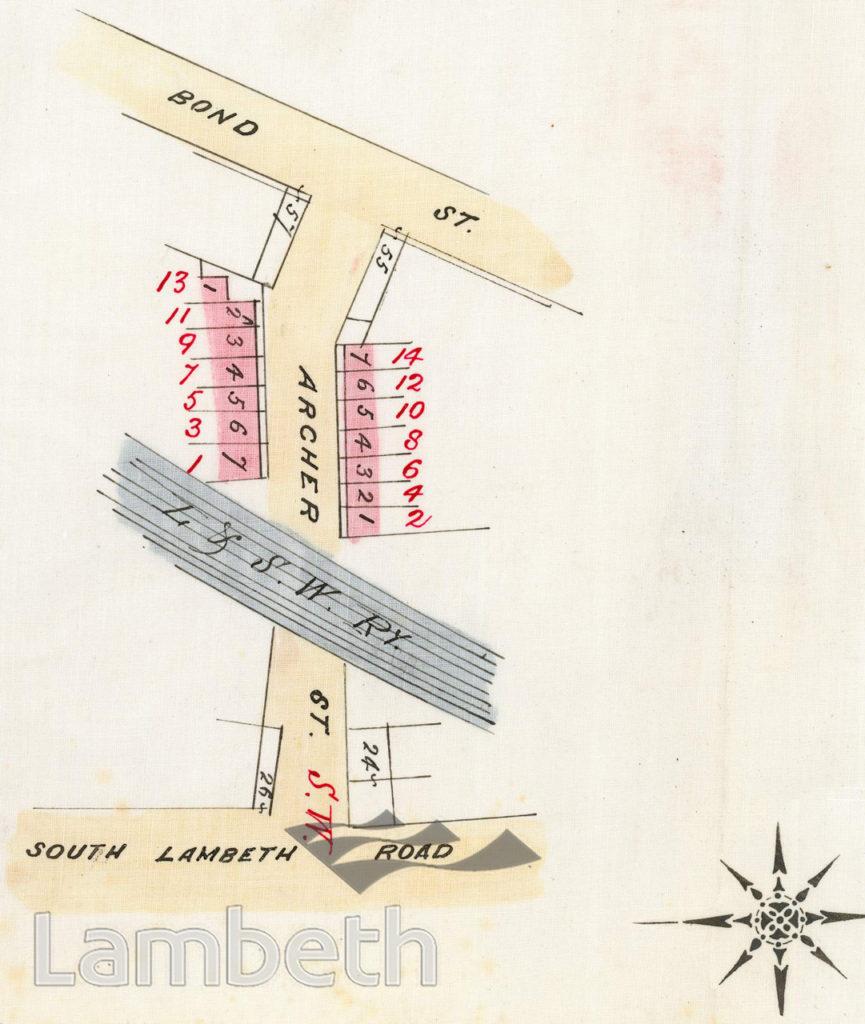 ARCHER STREET, VAUXHALL