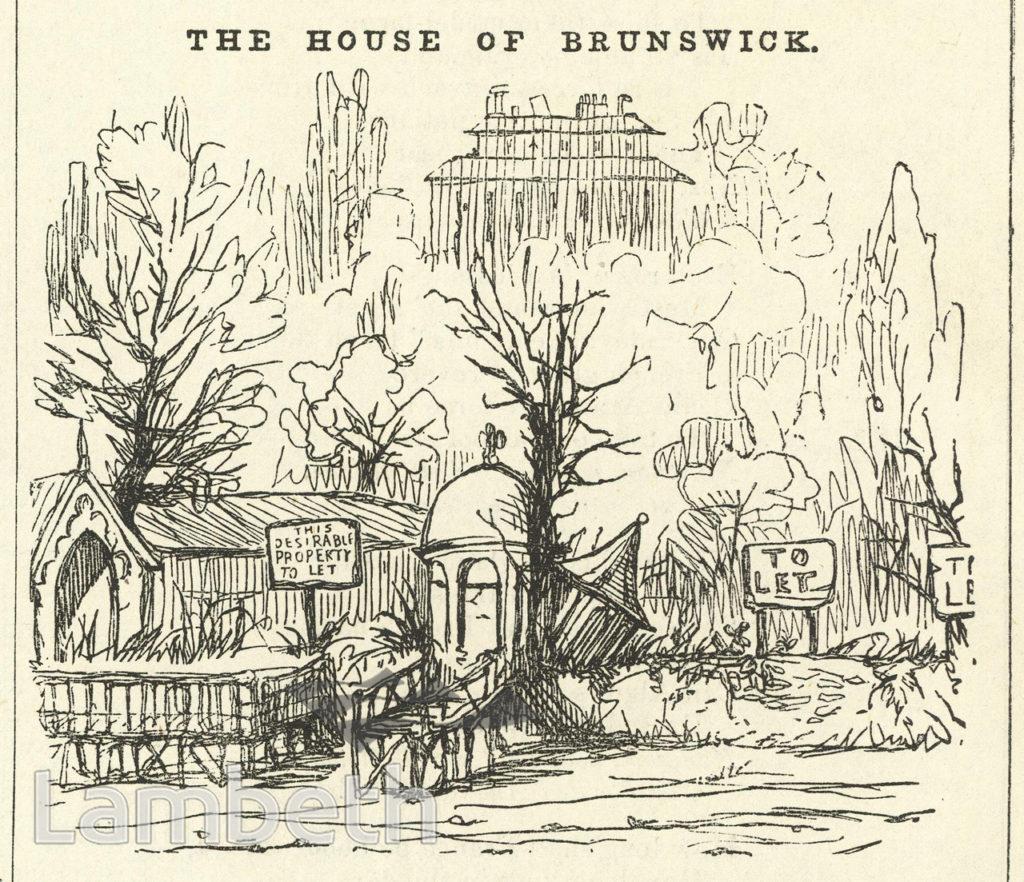 BRUNSWICK HOUSE, VAUXHALL