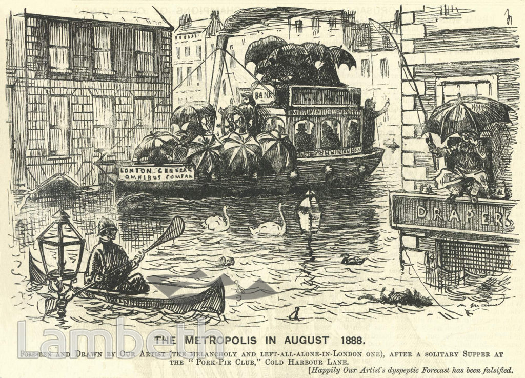 CARTOON: 'METROPOLIS IN AUGUST' – SUMMER IN BRIXTON