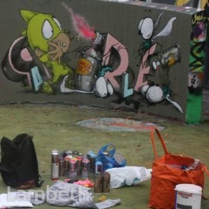 PARLEZ ERZ GRAFFITI ART, AYTOUN ROAD, STOCKWELL