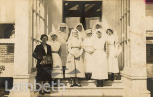 LAMBETH COUNCIL MATERNITY HOME, HANNEN ROAD, WEST NORWOOD
