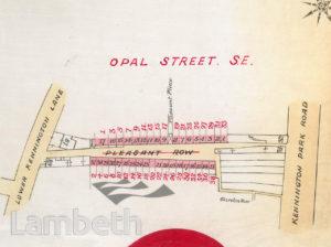 OPAL STREET, KENNINGTON