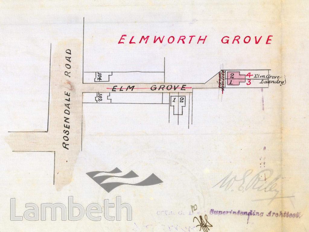 ELMWORTH GROVE, WEST DULWICH
