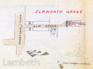 ELMWORTH GROVE, WEST DULWICH