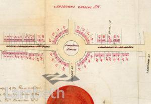 LANSDOWNE GARDENS, SOUTH LAMBETH
