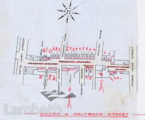 RAIKES OR HOLYROOD STREET, KENNINGTON