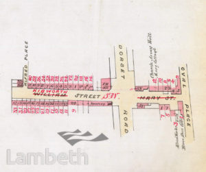KIBWORTH STREET, SOUTH LAMBETH