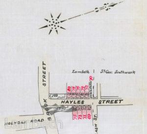 HAYLES STREET, KENNINGTON
