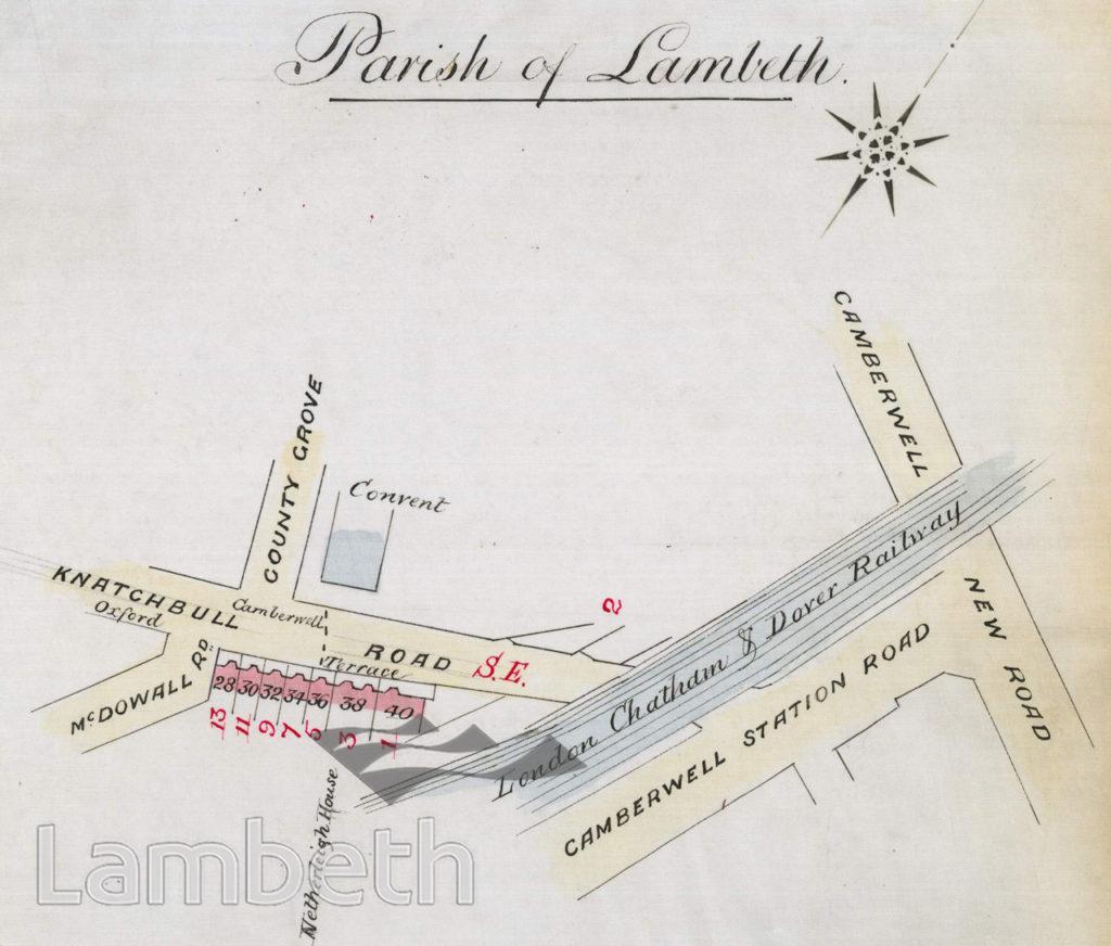 KNATCHBULL ROAD, BRIXTON NORTH