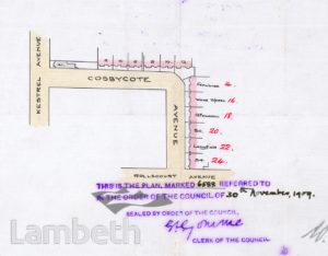 COSBYCOTE AVENUE, HERNE HILL