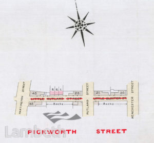 PICKWORTH STREET, SOUTH LAMBETH