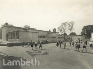 UPPER TULSE HILL PRIMARY SCHOOL, BRIXTON HILL