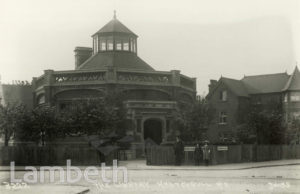MINET LIBRARY, KNATCHBULL ROAD, BRIXTON NORTH
