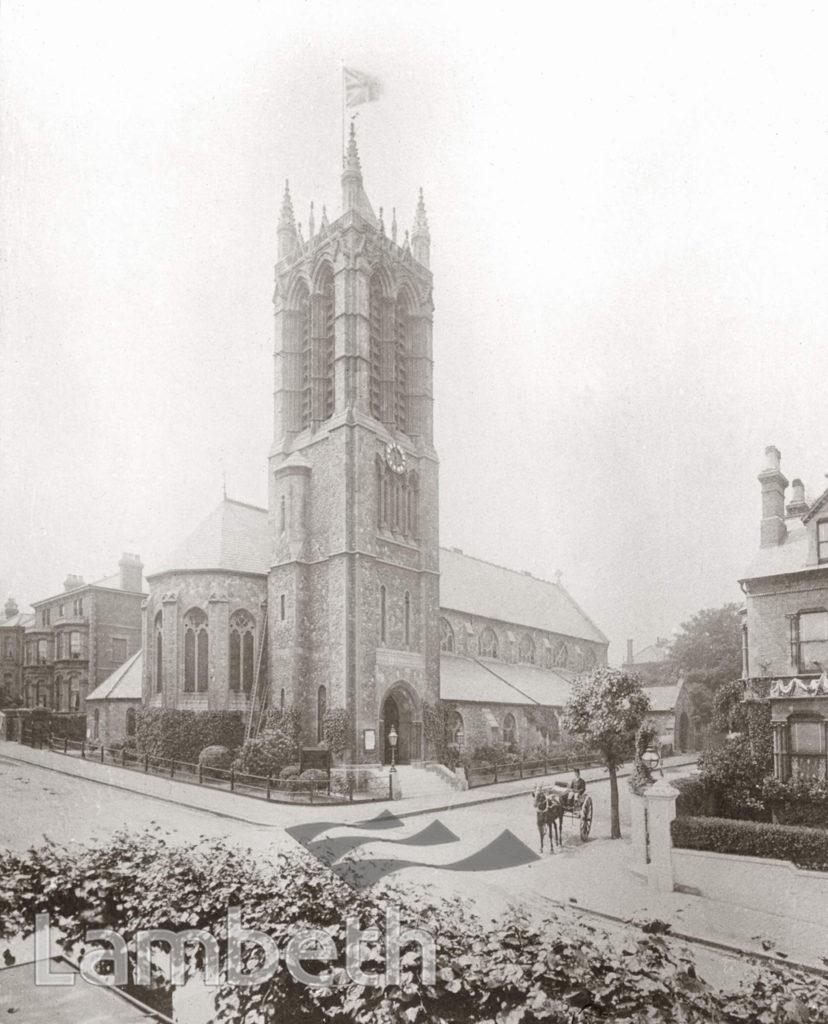 CHRIST CHURCH, GIPSY HILL, UPPER NORWOOD