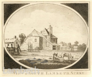 FARMHOUSE IN SOUTH LAMBETH