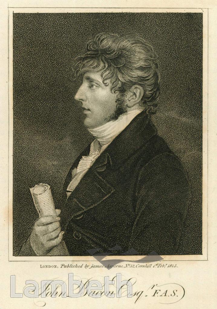 JOHN BACON, SCULPTOR
