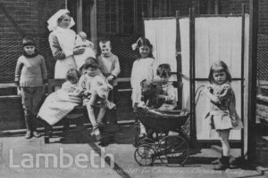 BELGRAVE HOSPITAL FOR CHILDREN, CLAPHAM ROAD, KENNINGTON