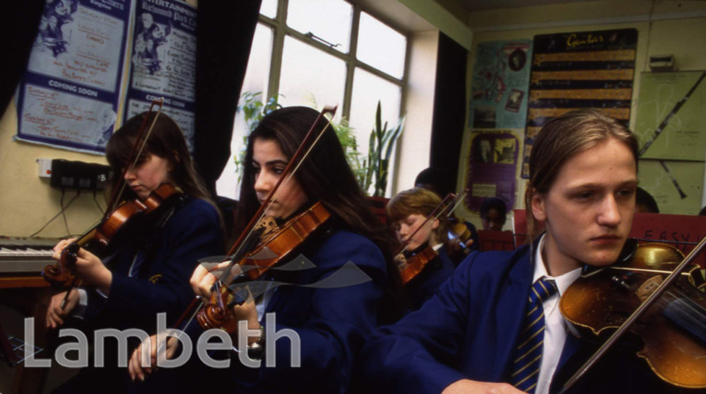 MUSIC LESSONS, DUNRAVEN SCHOOL, LEIGHAM COURT RD, STREATHAM