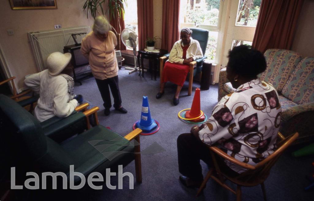 THE LIMES, LAMBETH COUNCIL RESPITE CARE HOME