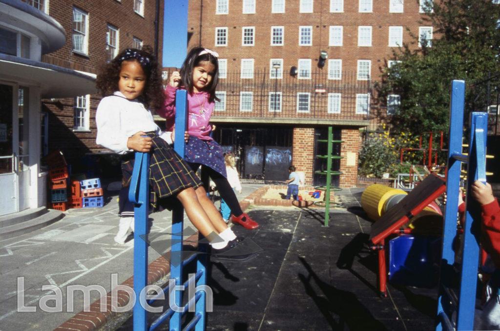CHILDREN'S NURSERY PLAYGROUND