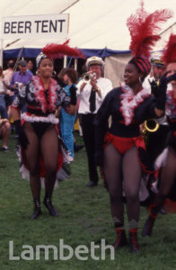 DANCERS, LAMBETH COUNTRY SHOW, BROCKWELL PARK