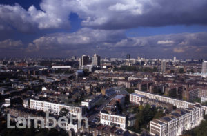 AERIAL VIEW, SOUTH LAMBETH