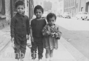 GBADAMOSI FAMILY, GLYN STREET, VAUXHALL