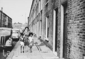 GBADAMOSI FAMILY, GLYNN STREET, VAUXHALL