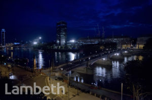 FILM SHOOT: JAMES BOND MOVIE SPECTRE, RIVER THAMES, LAMBETH