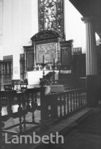 ST JOHN'S CHURCH, WATERLOO ROAD, WATERLOO