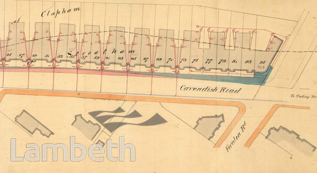 303-343 CAVENDISH ROAD, BALHAM