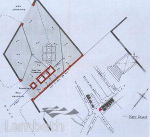 PETROL STATION, NEXT 257 CAVENDISH ROAD, BALHAM