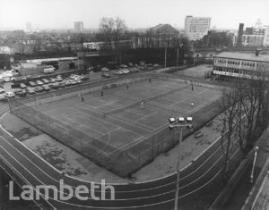 FERNDALE COMMUNITY SPORTS CENTRE, NURSERY ROAD, BRIXTON