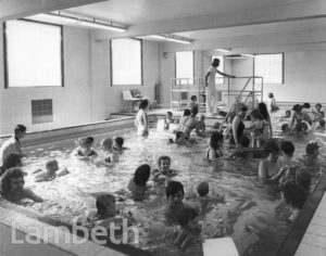 LEARNER POOL OPENING, BRIXTON RECREATION CENTRE