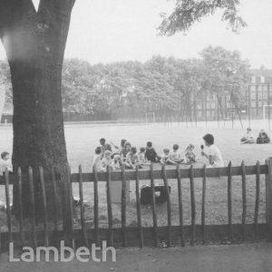 STORYTELLING, ARCHBISHOP'S PARK, LAMBETH