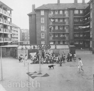STORYTELLING, COWLEY ESTATE, GOSLING WAY, BRIXTON NORTH