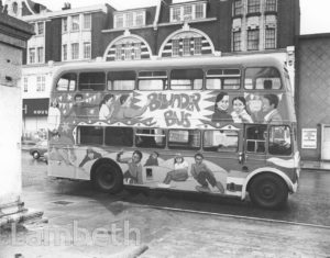 CHILDREN'S BLUNDER BUS, BRIXTON HILL