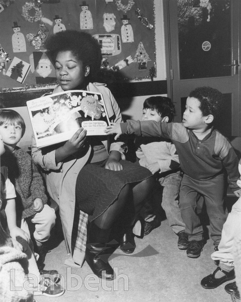 CHILDREN'S STORYTIME NURSERY GROUP