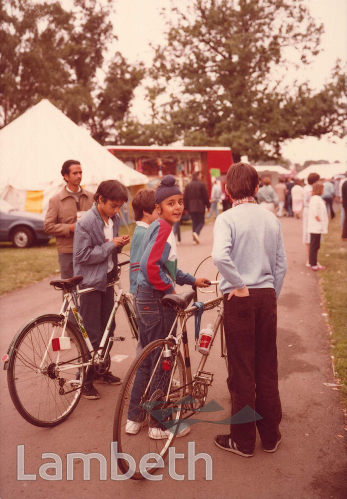 LAMBETH COUNTRY SHOW, BROCKWELL PARK