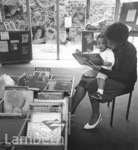 STORYTIME, JEFFREYS LIBRARY, STOCKWELL